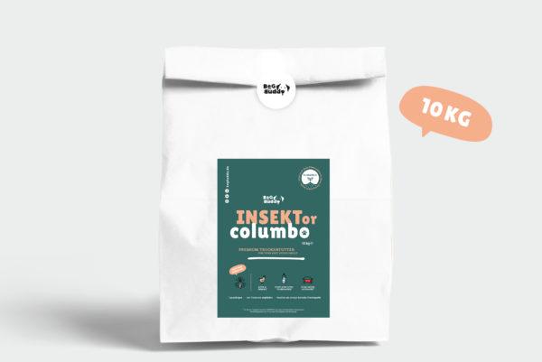 BegBuddy Premium Trockenfutter INSEKTor columbo
